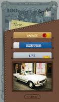 Screenshot of Get Rich Buzz Launcher Theme