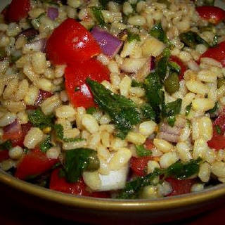 Berry Salad Barley Recipes