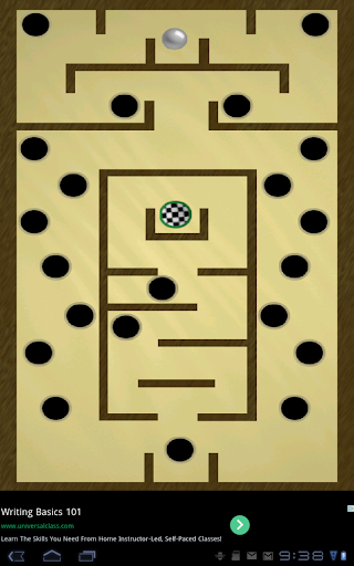 labyrinth-maze-master-free for android screenshot