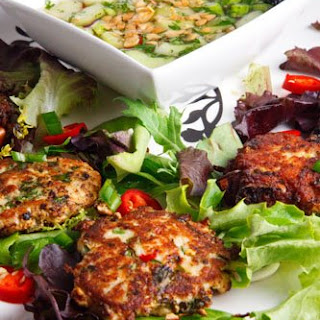 Red Thai Fish Cakes Recipes