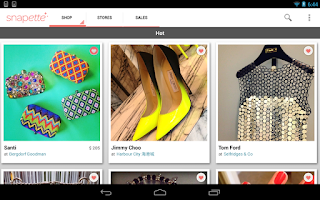 Screenshot of Snapette - Shopping & Fashion