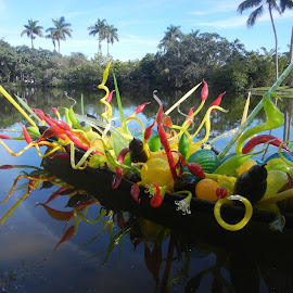Chihuly 2 @ Fairchild by Bill Carbone - Artistic Objects Glass ( colorful, mood factory, vibrant, happiness, January, moods, emotions, inspiration )