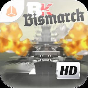 Cover art BATTLE KILLER BISMARCK 3D HD