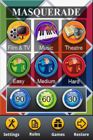 App-Player Masquerade