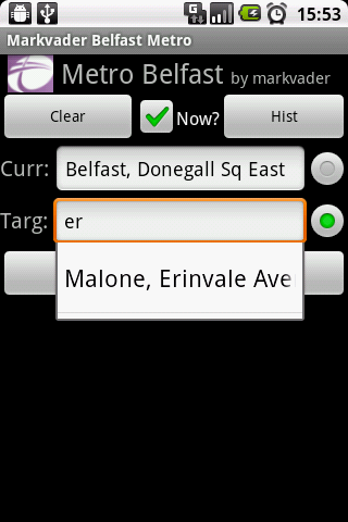 Belfast Metro by Markvader