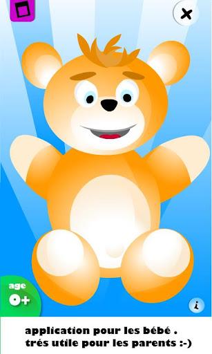 le bébé ourson apps for baby