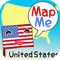 MapMe USA icon