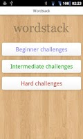 Screenshot of Wordstack Free