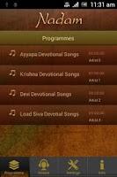Screenshot of Nadam Malayalam Devotional