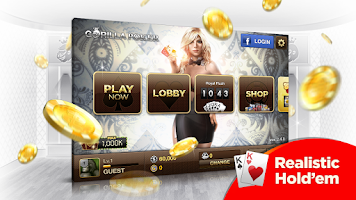 Screenshot of Gorilla Poker