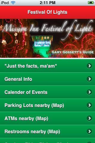 【免費旅遊App】2011 Riverside Festival  Light-APP點子