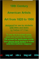 Screenshot of American Art 1