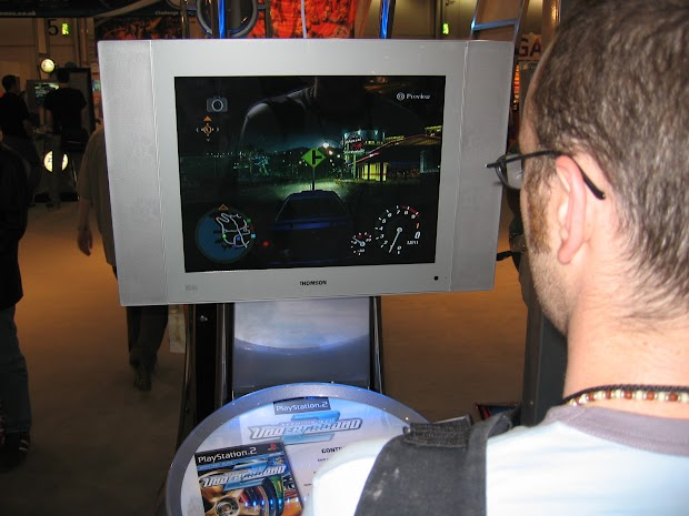 GSL 2004: EA Stand