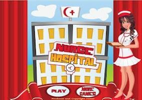 Screenshot of Nurse in Hospital