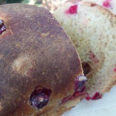Cranberry Orange Breakfast Bread