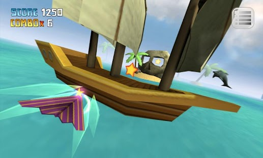 My Paper Plane 3 (3D) - screenshot