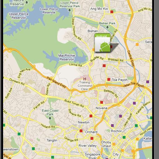 My Map Test LOGO-APP點子