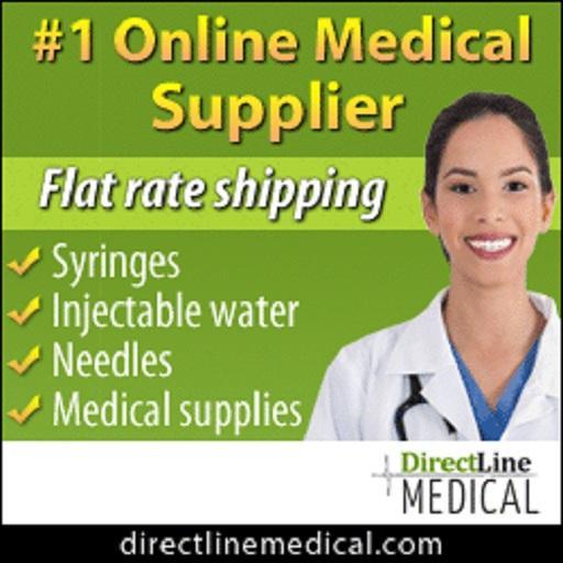 Direct Line Medical Supply LOGO-APP點子