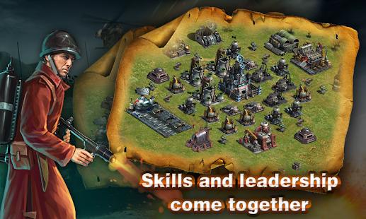 dünya savaşı ii: Gerçek strateji apk screenshot