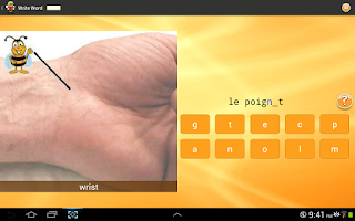 Screenshot of Learn French 6000 Words