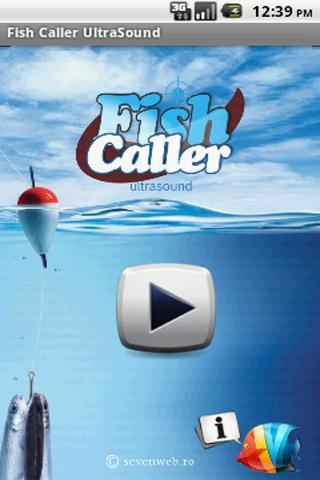 Fish Caller Ultrasound