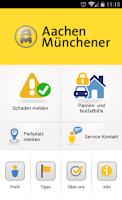 Screenshot of AachenMünchener Service