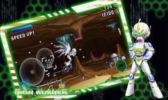 Screenshot of Iron Rusher