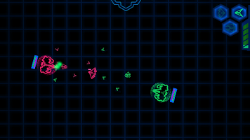 Screenshot of Mothership Touch Battle Free