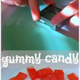 Gelatin Gummy Candy Recipes