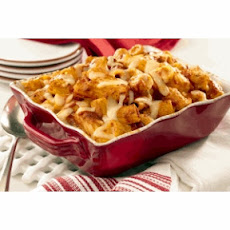 Rigatoni with Sausage & Beans