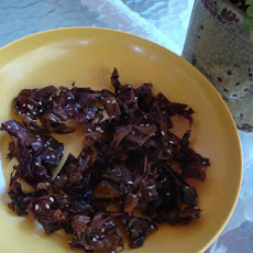 Crispy Dulse Chips for Sea Vegetable Lovers