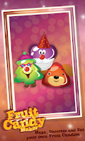 Screenshot of Make Fruit Candy –Cooking Saga