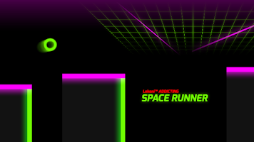 Screenshot of Lokani™ Addicting Space Runner