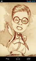 Screenshot of MomentCam Viewer