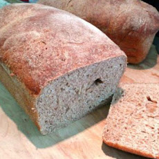 Jane's Totally Wheat Bread (Using Food Processor)