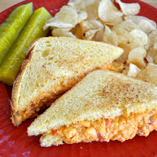Sharp & Spicy Pimento Cheese