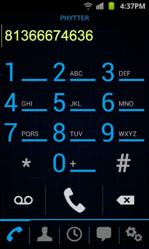 IPhytter Android Edition - screenshot