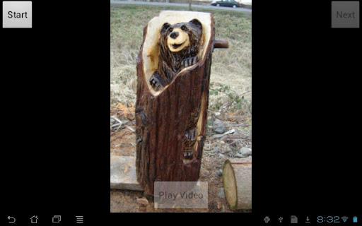 How-To Carve: Simple Bear Head