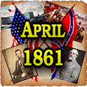 1861 Apr Am Civil War Gallery
