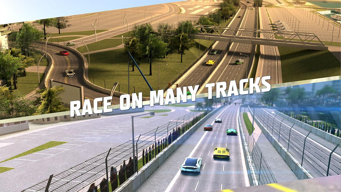 Racing 3D: Asphalt Real Tracks Screenshot 17