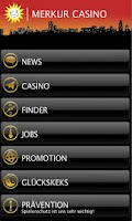 Screenshot of CASINO App