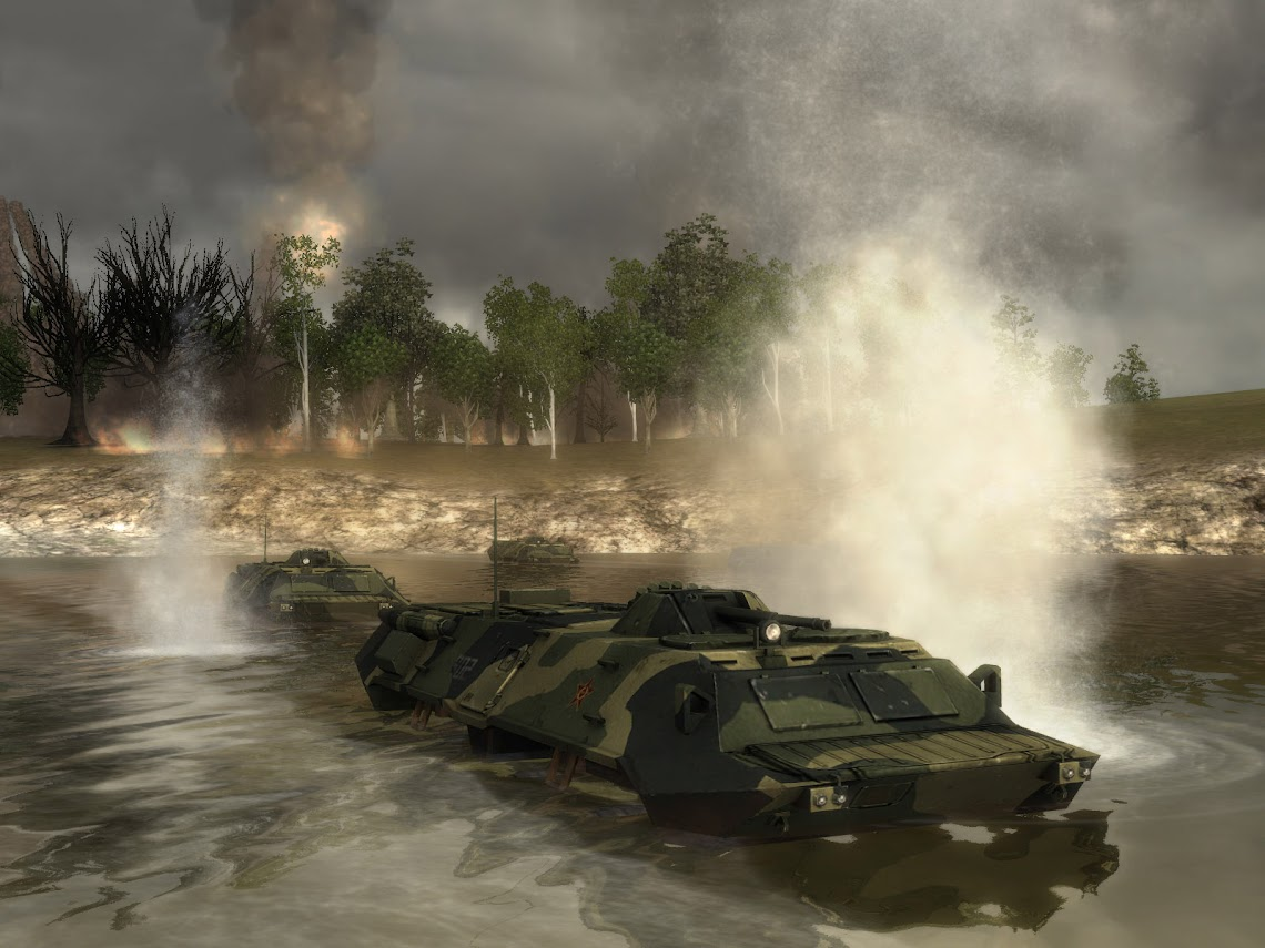 Luke Tai chats World in Conflict