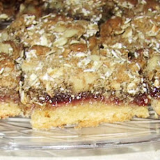 Grandma's Raspberry Bars