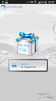 Screenshot of GALAXY Gift Africa