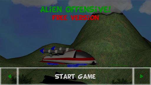 Alien Offensive - Free