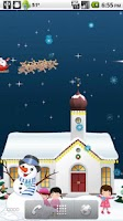 Screenshot of Christmas Town Lite