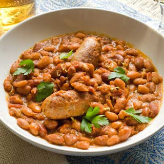 Gluten Free Sausage And Beans Provencal