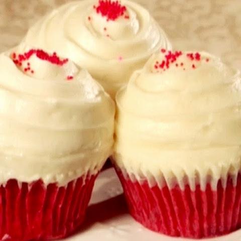 Fairy Cakes With Plain Flour And Granulated Sugar