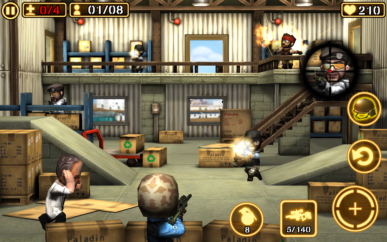 Gun Strike 2 Screenshot 3