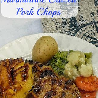 Orange Marmalade Glazed Pork Chops Recipes